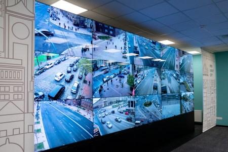 КГГА: Благодаря столичной системе видеонаблюдения за последние три года в Киеве втрое снизился уровень грабежей и на 56% — количество преступлений в общественных местах