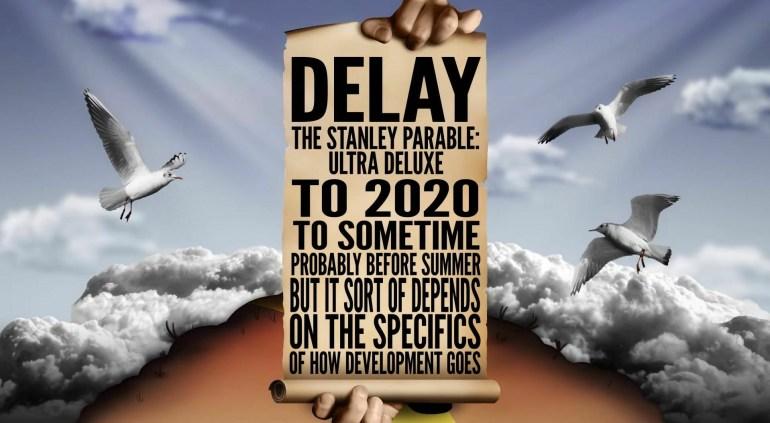 Релиз обновленной версии The Stanley Parable отложили на весну-лето 2020 года