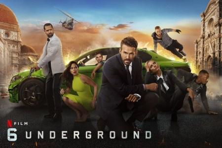 Финальный трейлер боевика Майкла Бэя «6 Underground» с Райаном Рейнольдсом в главной роли (премьера 13 декабря 2019 года)