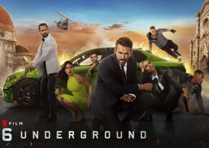 Рецензия на фильм 6 Underground / «Призрачная шестёрка»
