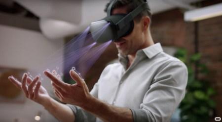 VR-гарнитура Oculus Quest получила функцию отслеживания рук пользователя без использования контроллеров