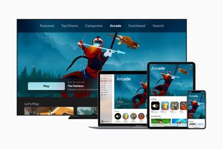 Apple запустила годовую подписку на игровой сервис Apple Arcade стоимостью $49,99 (раньше был только месячный вариант за $4,99)