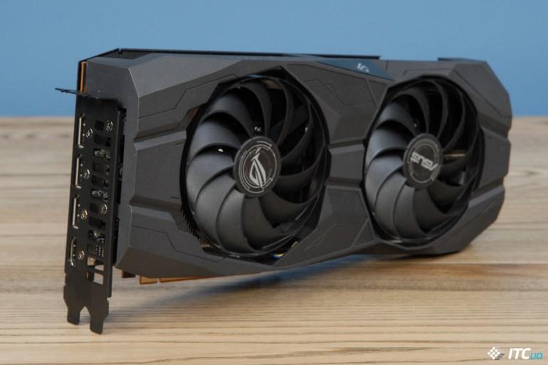 ASUS STRIX Radeon RX 5500 XT
