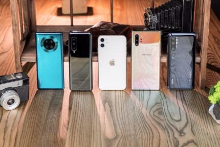 Итоги сравнения камер: Xiaomi Mi Note 10 против Mate 30 Pro, Galaxy Fold, iPhone 11 и Galaxy Note10+