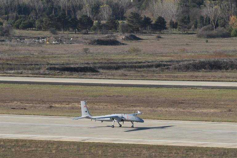 Турецко-украинский ударный беспилотник Akinci совершил первый полет