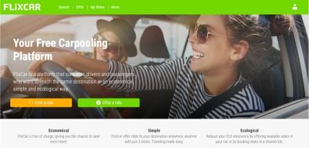 FlixBus запустил карпулинговую платформу для поиска автомобильных попутчиков FlixCar