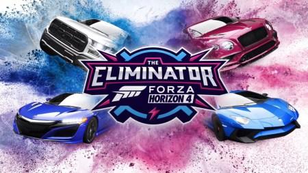 В гоночную аркаду Forza Horizon 4 бесплатно добавили режим «королевской битвы» The Eliminator [видео]