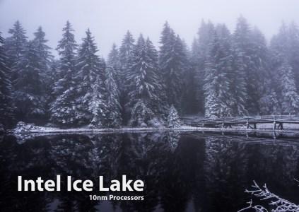 Intel: мы не откажемся от 10-нм техпроцесса, соответствующие процессоры Ice Lake появятся в конце 2020 года