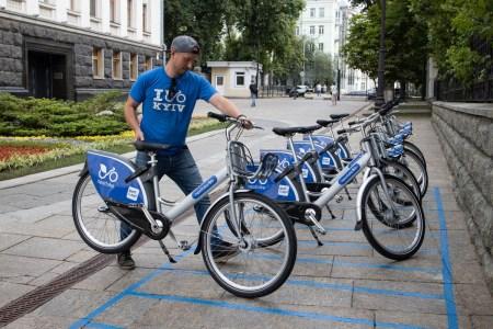 Сервис Nextbike назвал адреса 264 пунктов велопроката, которые откроются в Киеве в 2020 году (список)