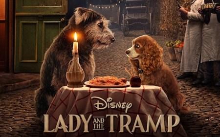 Рецензия на фильм «Леди и Бродяга» / Lady and the Tramp