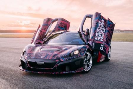 Серийную версию электрогиперкара Rimac C_Two представят в Женеве весной 2020 года, она получит новое имя и улучшенные характеристики