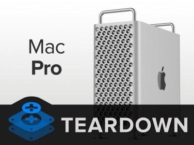 Новый Mac Pro — самое ремонтопригодное устройство Apple за последние годы