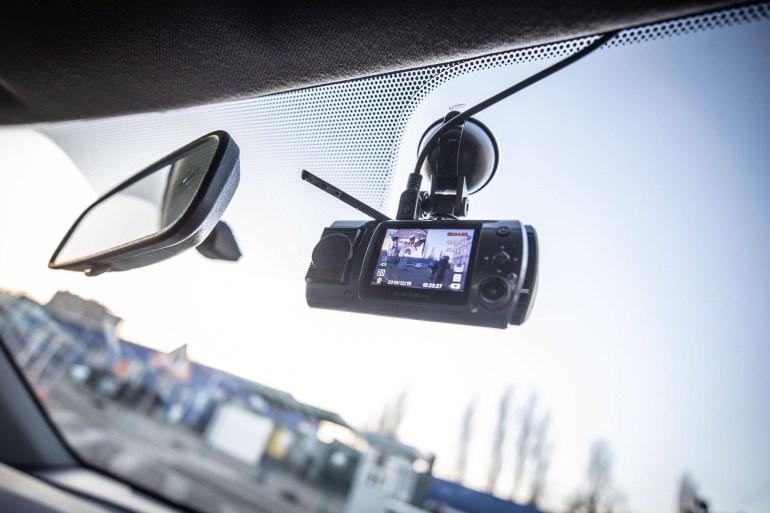 В Украине запустили видеофиксацию практического экзамена на право управления автомобилем, с 2020 года она станет обязательной