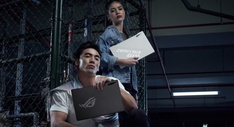 8-ядерный 16-поточный APU Ryzen 7 4800HS, NVIDIA GeForce RTX 2060, экран 120 Гц и корпус толщиной 17,9 мм — это новый ультратонкийигровой ноутбук ASUS ROG Zephyrus G14