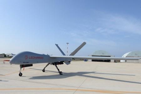 Гигантский дрон Falco Xplorer совершил первый демонстрационный испытательный полет