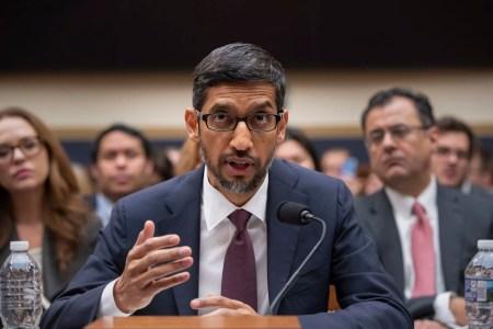 Глава Google Сундар Пичаи призывает регулировать искусственный интеллект