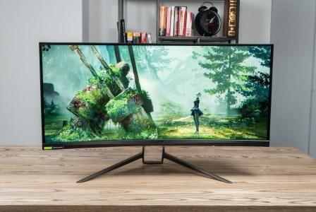 Обзор игрового монитора Acer Predator X35