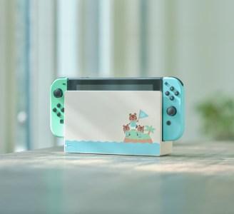 Официально: не ждите новую Nintendo Switch в этом году — на подходе очередное лимитированное издание в стилистике Animal Crossing: New Horizons