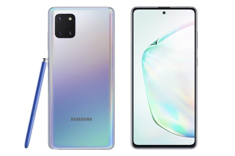 Доступные флагманы Samsung Galaxy S10 Lite и Galaxy Note10 Lite представлены официально