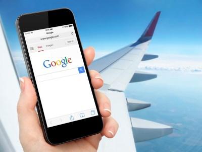 Гончарук: «Украинцы смогут пользоваться мобильным интернетом даже во время полета в самолете»