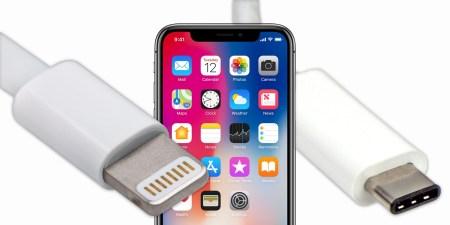 В ЕС могут принять закон, который заставит Apple перейти на разъем USB-C в смартфонах iPhone