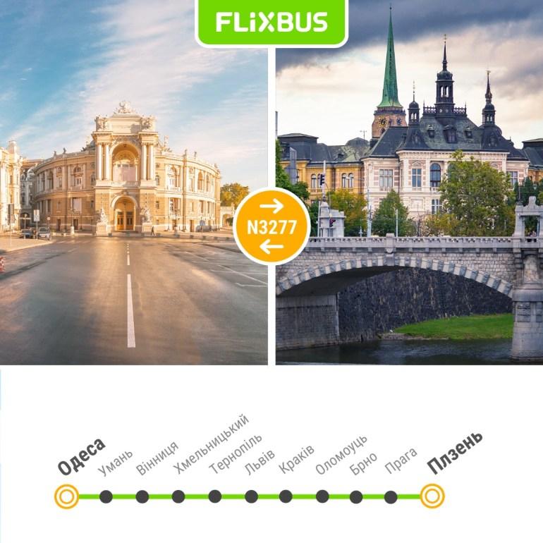 В 2019 году автобусный лоукостер FlixBus перевез 62 млн пассажиров в 30 странах мира, включая Украину