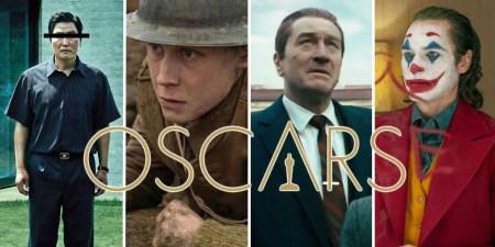 Оглашен полный список номинантов на премию «Оскар 2020», в фаворитах «Джокер», «Ирландец», «Однажды… в Голливуде» и «1917»