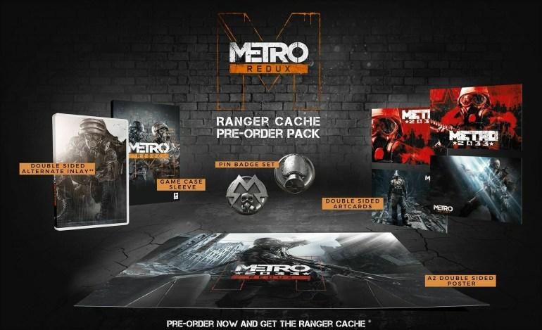Metro Redux выйдет на Nintendo Switch 28 февраля