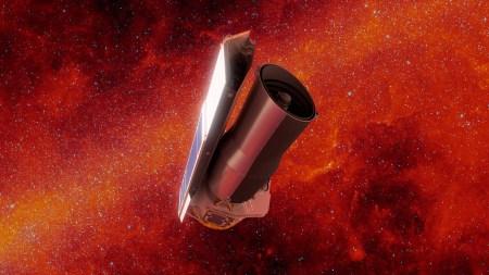 Прощай, «Спитцер». NASA официально прекратила эксплуатацию космического телескопа после 16 лет работы на орбите