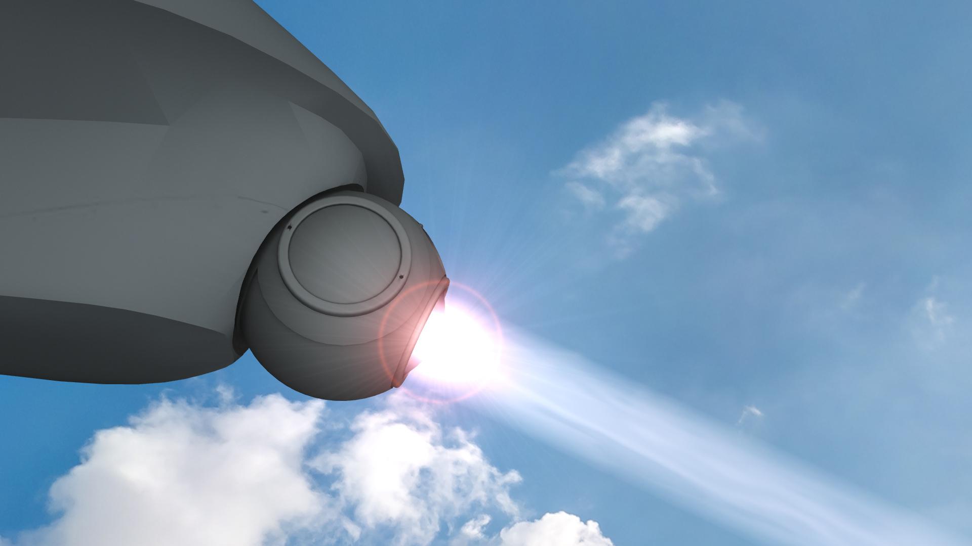 Израиль разработал универсальный боевой лазерный модуль