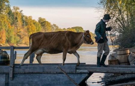 Историческая инди-драма «Первая корова» обзавелась трейлером