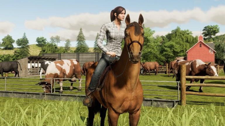 В Epic Games Store бесплатно раздают игру Farming Simulator 19