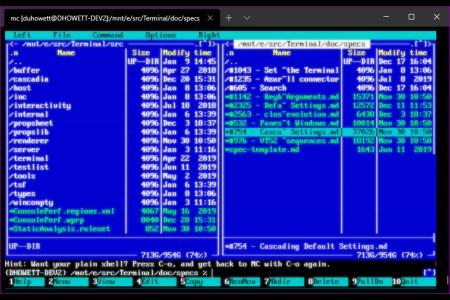 На следующей неделе новый Windows Terminal получит ретро-режим в стиле CRT, поиск и многое другое