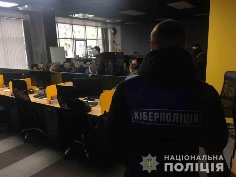 Киберполиция Украины разоблачила организаторов онлайн-казино с месячным доходом в $1 млн, которые маскировались под легальных IT-разработчиков