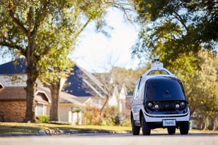 Американские чиновники впервые позволили беспилотным авто ездить на дорогах общего пользования без боковых зеркал и лобового стекла
