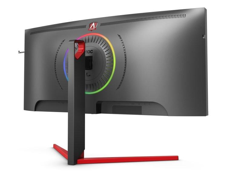 В Украине стартуют продажи игровых мониторов AOC AGON AG273QZ и AG353UCG по цене 19 тыс. грн и 66 тыс. грн соответственно