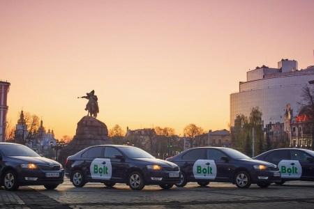 Сервис вызова такси Bolt запустил услуги Pets и Delivery во Львове, Харькове и Одессе