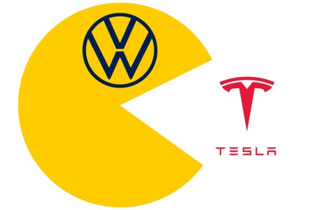 Сможет ли Volkswagen «съесть» Tesla?