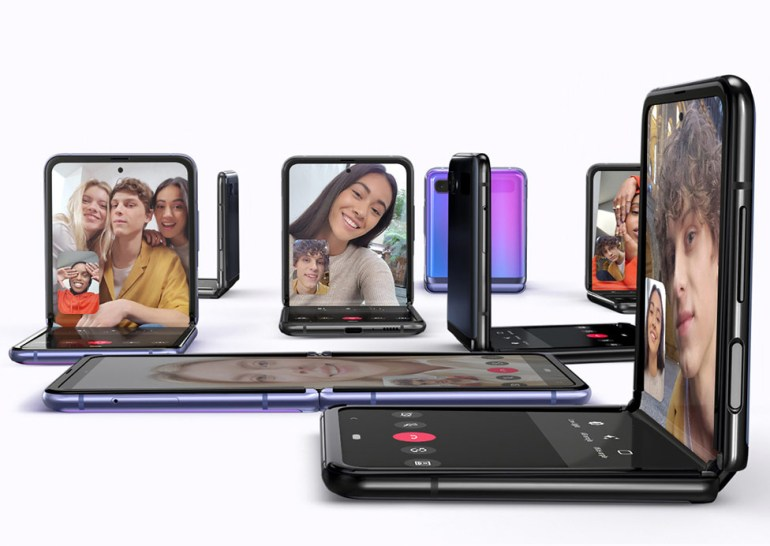 Анонсирован смартфон-раскладушка Samsung Galaxy Z Flip по цене $1380