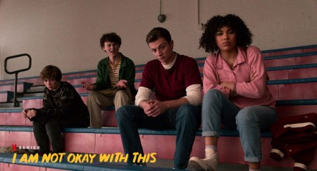 Netflix снял молодежный сериал I Am Not Okay With This по комиксу автора The End of the F***ing World [премьера 26 февраля]