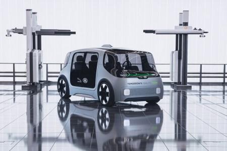 Jaguar представил концепт электрического беспилотника Project Vector для использования в каршеринге и службах доставки, дорожные тесты стартуют уже в 2021 году