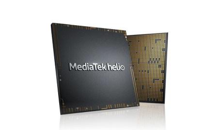 MediaTek анонсировала чипсет Helio G80 для игровых смартфонов среднего уровня