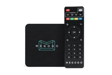 Сервис Megogo выпустил обновленную медиаприставку Megogo Box с поддержкой 4K, «тюльпанами» и разблокированным Google Play за 999 грн