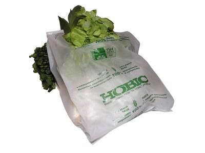 Украинская компания выпустила биоразлагаемые пакеты из крахмала для покупок и сбора мусора (их уже можно приобрести)