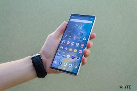 1,3 млн — столько смартфонов продала Sony за минувший квартал