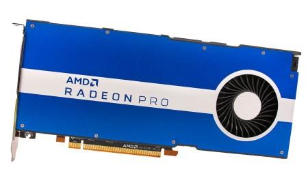AMD представила видеокарты Radeon Pro W5500 и W5500M для настольных и мобильных рабочих станций