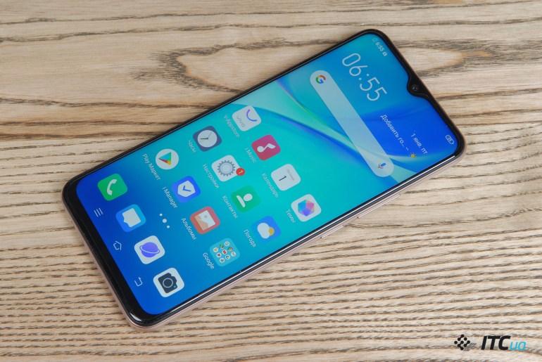 Обзор смартфона vivo Y19