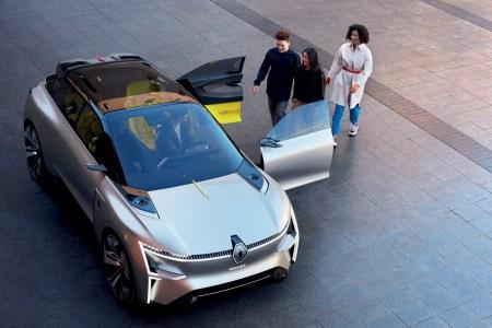«Метаморфоз»: Концепт электрокроссовера Renault MORPHOZ способен «растянуть» корпус, чтобы улучшить аэродинамику, объем салона и установить вторую батарею