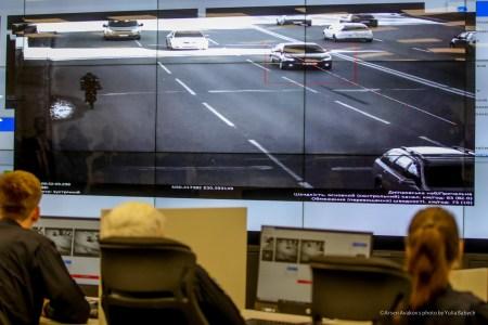 Дождались. В Киеве заработала система видеофиксации нарушений ПДД, «письма счастья» со штрафами начнут приходить с 1 мая