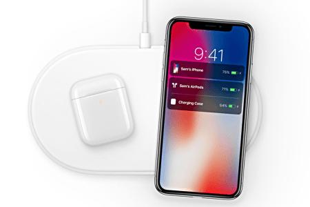 Apple решила возродить беспроводную зарядку AirPower